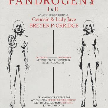 Pandrogeny I & II: An Outer Body Exhibition-img
