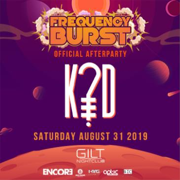 Frequency Burst After Party Feat. K?D - ORLANDO-img