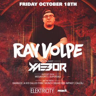 RAY VOLPE W/ XAEBOR: Main Image