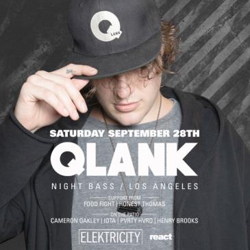 QLANK (Limited Free W/ RSVP Before 11PM): Main Image