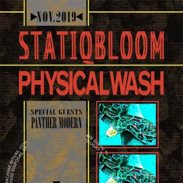 Statiqbloom & Physical Wash-img