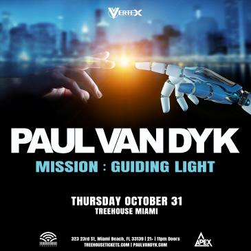 Paul van Dyk @ Treehouse Miami-img