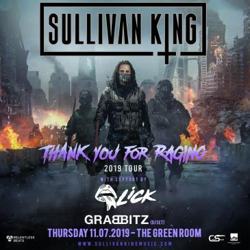 Sullivan King: Main Image