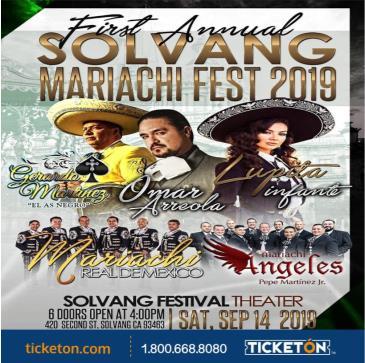 SOLVANG MARIACHI FESTIVAL 2019: Main Image