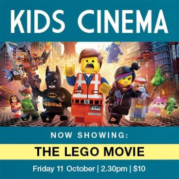 Kids Cinema | The Lego Movie - Harbord Diggers: Main Image