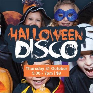 Halloween Themed Disco - Harbord Diggers-img
