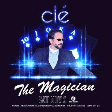 The Magician - HOUSTON-img