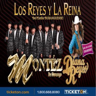 GLOW PARTY MONTEZ DE DURANGO Y DIANA REYES