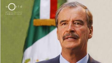 An Evening with Vicente  Fox former president of Mexico: Main Image