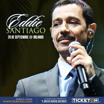 EDDIE SANTIAGO: Main Image