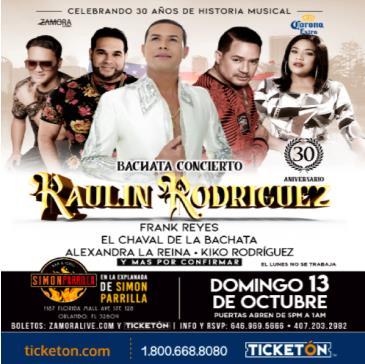 RAULIN RODRIGUEZ Y SUS AMIGOS: Main Image