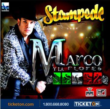 MARCO FLORES: Main Image