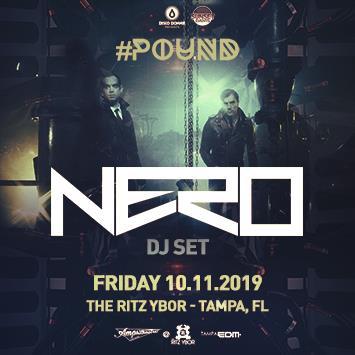 Nero (DJ Set) - TAMPA: Main Image