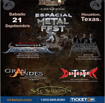 ESPACIAL METAL FEST: Main Image