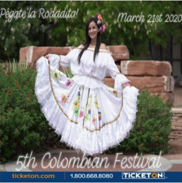 5th COLOMBIAN FESTIVAL ARIZONA: Main Image