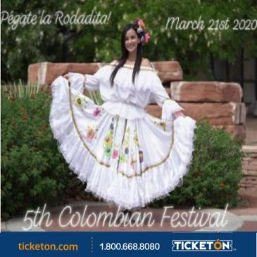 5th COLOMBIAN FESTIVAL ARIZONA