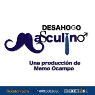 CANCELADO DESAHOGO MASCULINO: Main Image