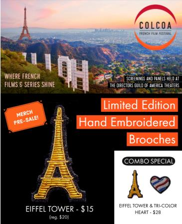 RSVP - COLCOA FRENCH FILM FESTIVAL: Main Image