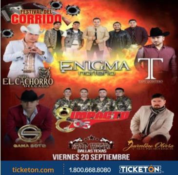 FESTIVAL DEL CORRIDO: Main Image