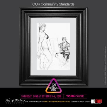 ToF Art and Culture Festival: Our Community Standards:
