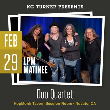 Duo Quartet (Matinee): Main Image