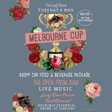 Melbourne Cup at The Lord Alfred-img