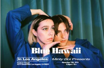 Blue Hawaii in Los Angeles: Main Image