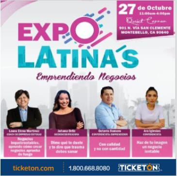 EXPO LATINAS: Main Image