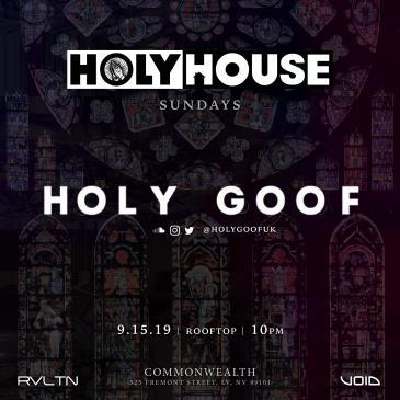 HOLY HOUSE N°24 — Holy Goof (21+)-img