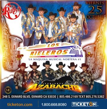 LOS RIELEROS Y CONJUNTO AZABACHE: Main Image