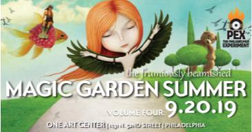 Last PEX Magic Garden Party of 2019: Main Image