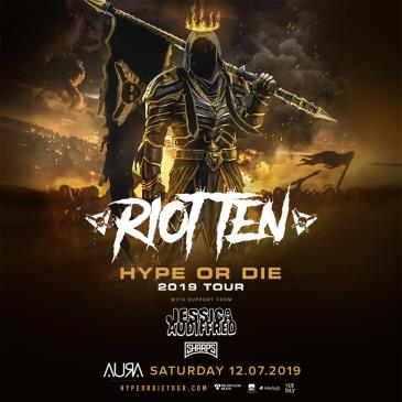 Riot Ten: Main Image