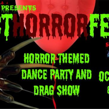 OctHorrorFest - Horror Themed Dance Party & Drag Show-img