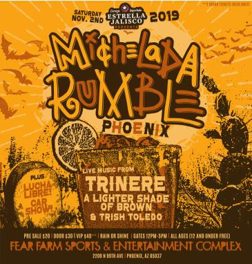 Michelada Rumble Phoenix: Main Image