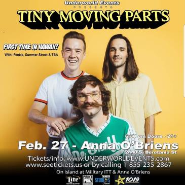 Tiny Moving Parts: Main Image