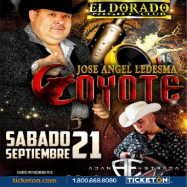 JOSE ANGEL LEDESMA  COYOTE