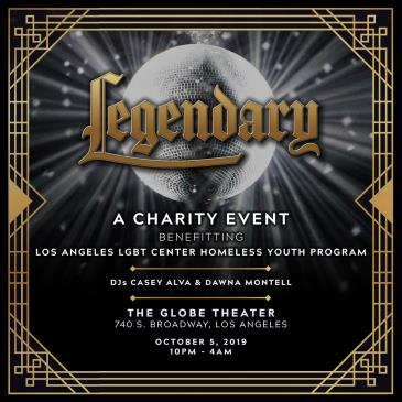 LEGENDARY A Charity Event: Main Image