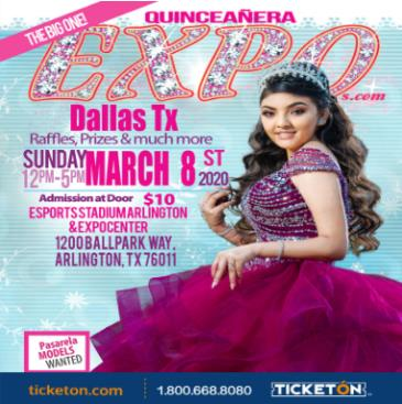DALLAS QUINCEAÑERA EXPO: Main Image