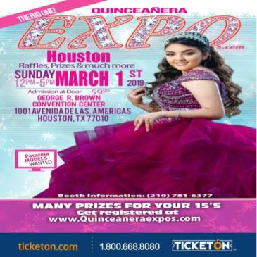 HOUSTON  QUINCEAÑERA EXPO