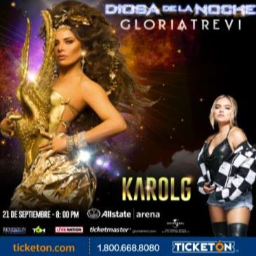 GLORIA TREVI Y KAROL G