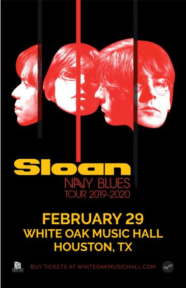 An Evening with Sloan: Main Image