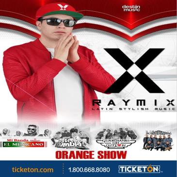 RAYMIX: Main Image