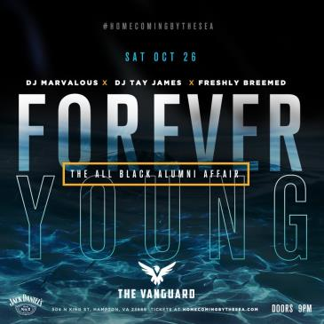 Forever Young All Black Alumni Ball: Main Image
