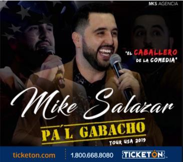 MIKE SALAZAR EN ORLANDO: Main Image