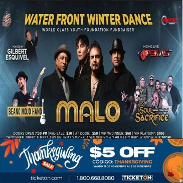 MALO LEGACY TOUR: Main Image