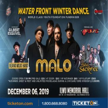 MALO LEGACY TOUR