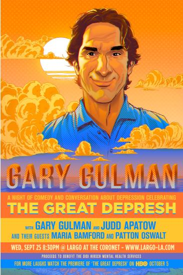 The Great Depresh with Gary Gulman and Judd Apatow: Main Image