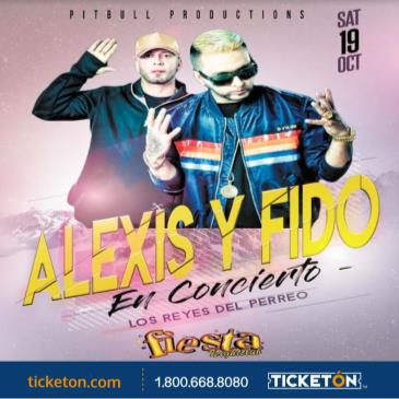 ALEXIS & FIDO LIVE IN NEW JERSEY: Main Image