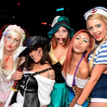 NYC Halloween Night Yacht Party Cruise at Skyport Marina-img