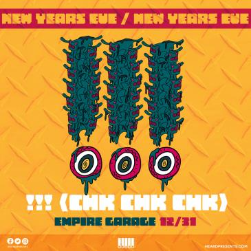 New Years Eve ft. !!! (Chk Chk Chk)-img